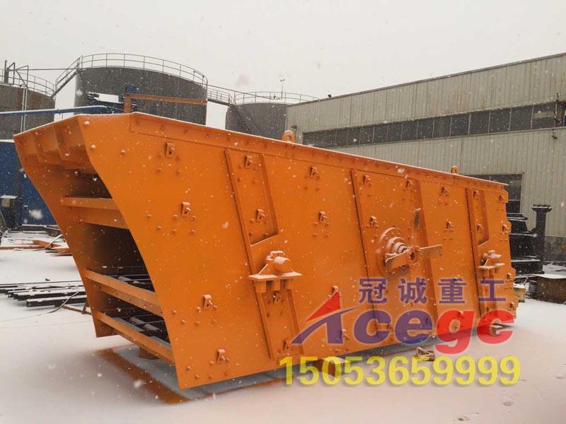 选矿设备厂振动筛